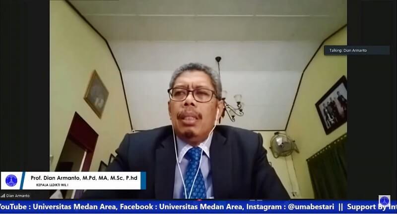 Prof. Dr. Dian Armanto